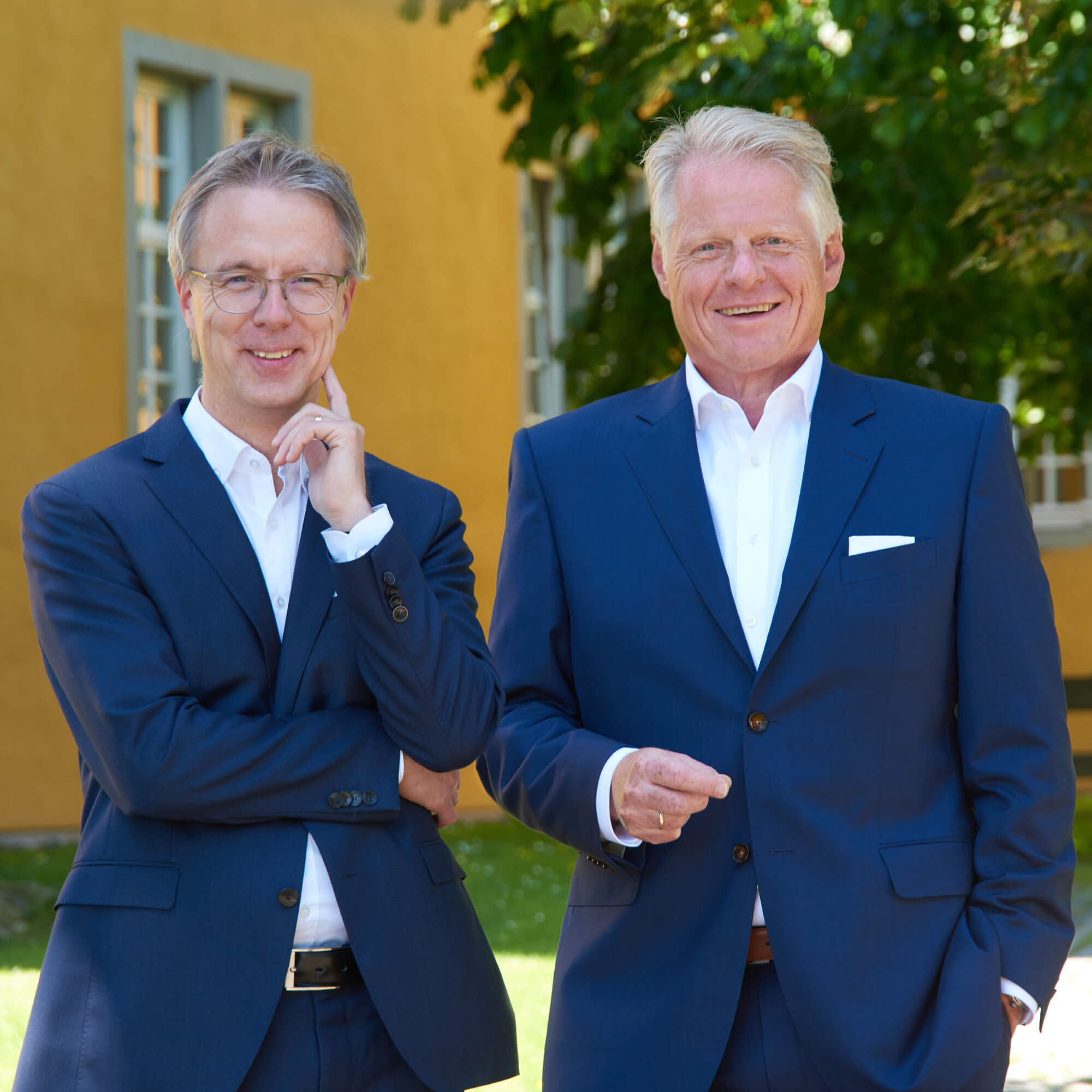 900 Millionen Euro Kapital – in besten Händen!
